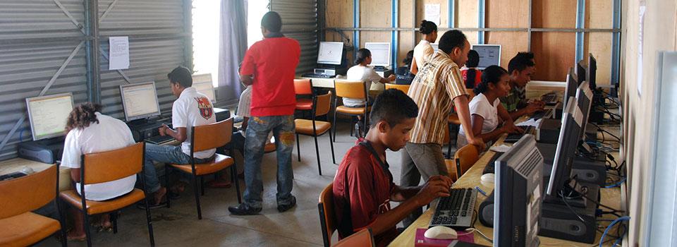 Centros de Aprendizagem Tecnologia